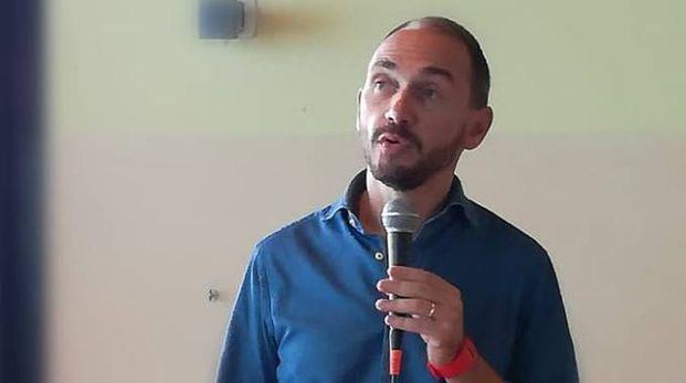 Il sindaco di Campi Emiliano Fossi