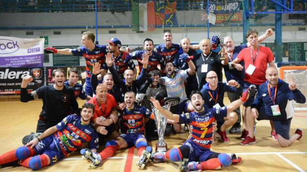 Hockey su pista: il Forte dei Marmi festeggia la Supercoppa