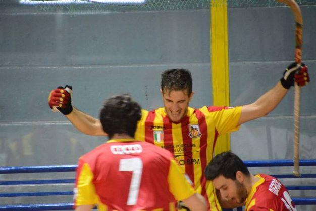 Hockey su pista, il Forte dei Marmi batte il Lodi e vince la sua seconda Supercoppa italiana (foto Umicini)