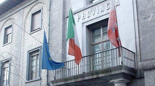 La sede della Provincia di Sondrio (National Press)