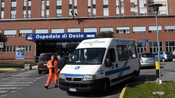 L'ospedale di Desio