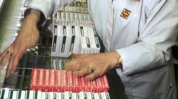 Medicinali in farmacia