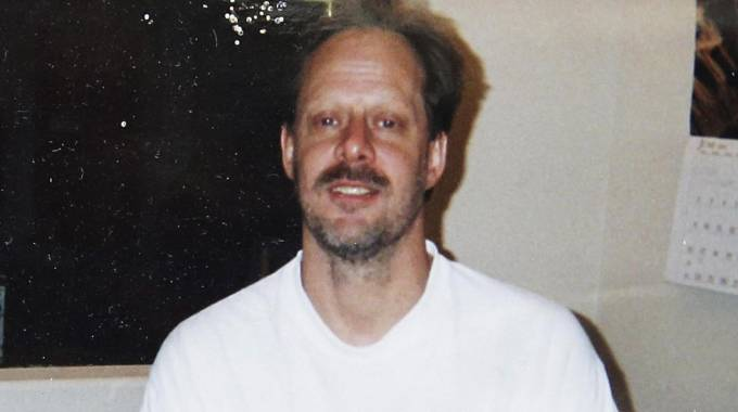 Stephen Paddock, il killer di Las Vegas (Ansa)