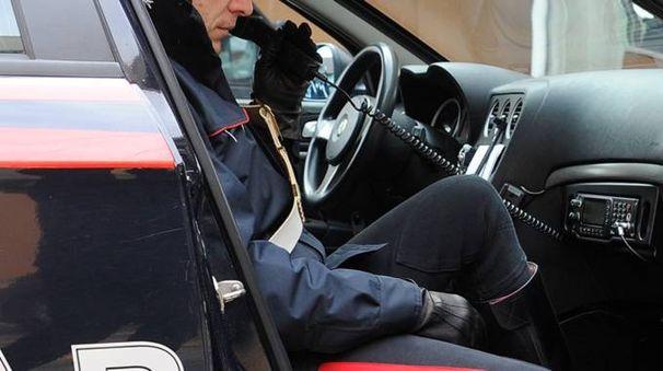 Somma consegnata ai carabinieri
