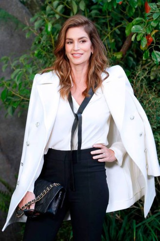 Cindy Crawford (Afp)
