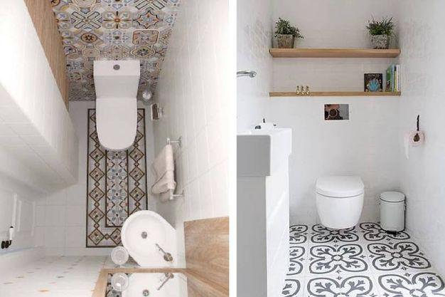 Sei utili consigli per bagni piccoli magazine tempo for Piccolo 3 4 bagni