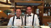 Francesco e Giuseppe Cannizzo (Bar Centro, Rosignano)