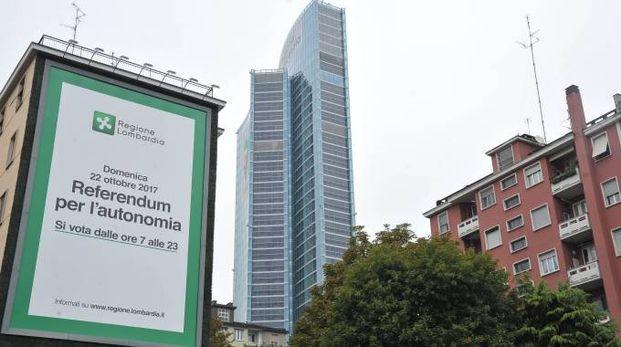 Referendum sull'autonomia in Lombardia, si vota il 22 ottobre (Newpress)