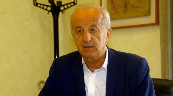 Il sindaco Alcide Molteni (Orlandi)