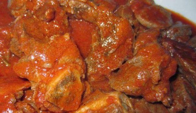 Sagra delle carni in umido