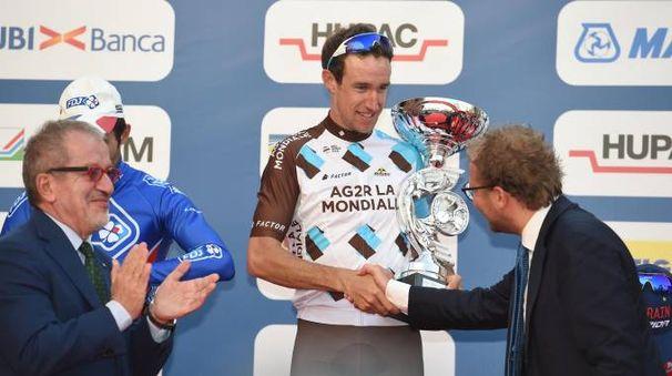 Alexandre Geniez ha vinto l'edizione numero 97 della Tre Valli Varesine