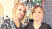 Martina Cavallini e Alessandra Albanesi (Bar Nanni, Piombino)