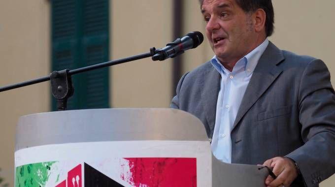Il presidente dell'Hockey Sarzana, Maurizio Corona (foto di archivio)