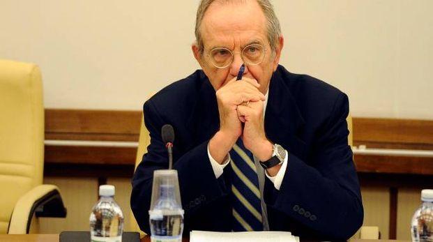 Il ministro dell'Economia Pier Carlo Padoan (LaPresse)