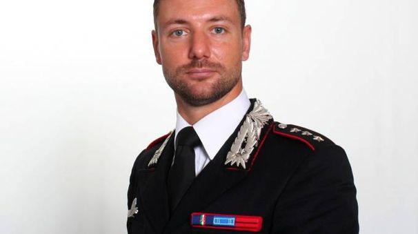 Il capitano Alessio Zanella