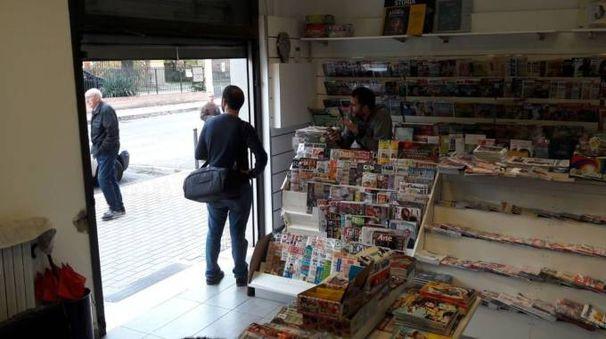 L'interno del locale (foto Mignardi)