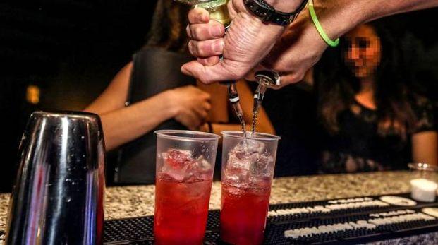 Cocktail in discoteca (Foto Germogli)