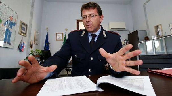 Cesare Rinaldi guida la polizia municipale,  suo l'atto dirigenziale per affidare la gestione delle multe