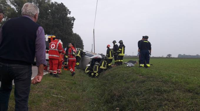 L'incidente a Casoni
