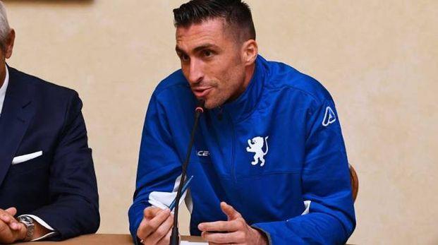 Andrea Caracciolo è sempre fondamentale per l'attacco del Brescia