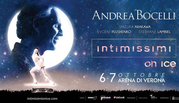 Andrea Bocelli a Intimissimi on Ice