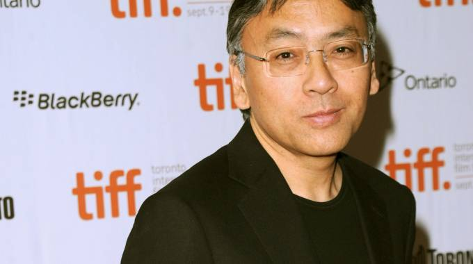 Kazuo Ishiguro (Afp)