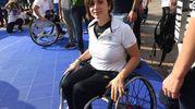 Eleonora Sarti, campionessa del mondo nel 2015 di tiro con l'arco (foto Schicchi)