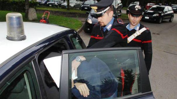 I carabinieri di Vaprio in azione