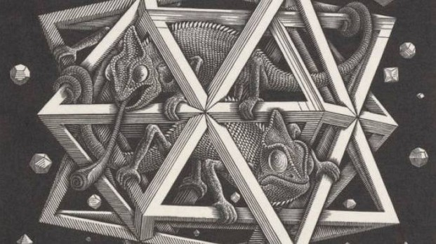 Escher - Palazzo Blu