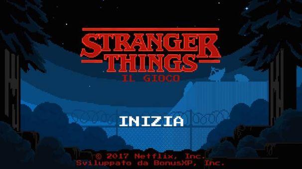 Il videogame di Stranger Things (Foto: BonusXP/Netflix)