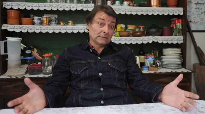 Cesare Battisti in un'intervista all'Ansa nel 2011