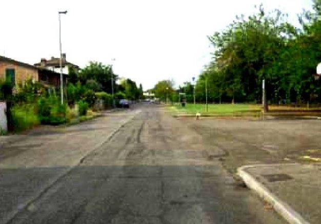 Una delle aree che sarà oggetto degli interventi (Foto Scardovi)