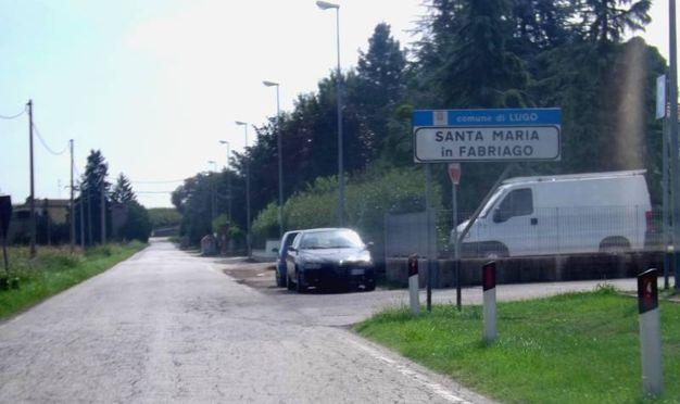 Interventi saranno effettuati anche a Santa Maria in Fabriago (Foto Scardovi)