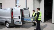Tragedia sul lavoro, muore operaio  (Tommaso Gasperini/Fotocronache Germogli)