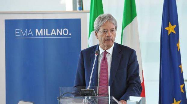 Paolo Gentiloni presenta la candidatura
