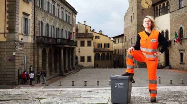 Sei ad Arezzo