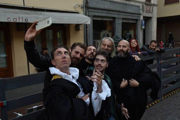 Selfie (foto Fantini)