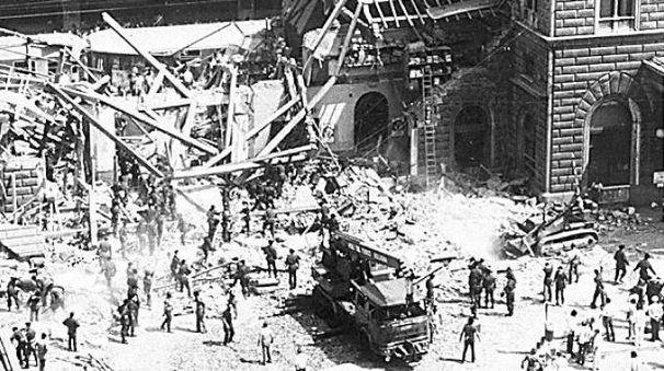 2 agosto 1980: strage alla stazione di Bologna