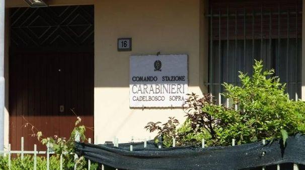 La caserma di Cadelbosco Sopra