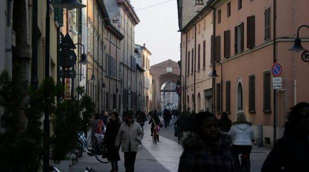 Via Mazzini a Ravenna: la strada sarà interessata da un lungo cantiere