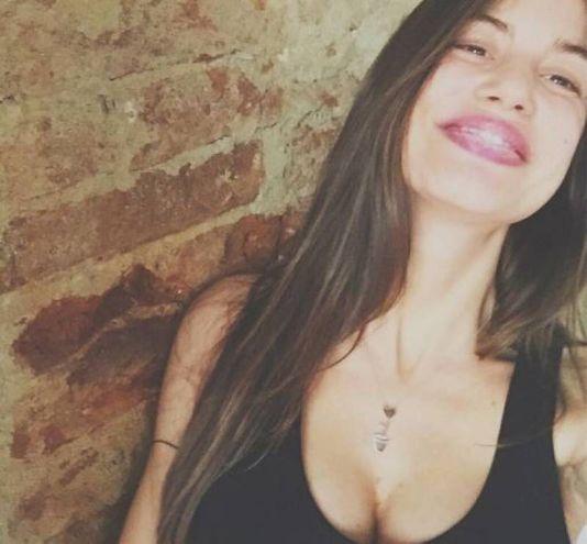 Francesca Fioretti, fidanzata di Davide Astori