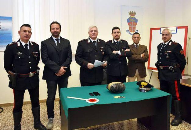 Carabinieri compagnia di Jesi sequestrano droga