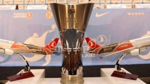 La coppa dell'Eurolega