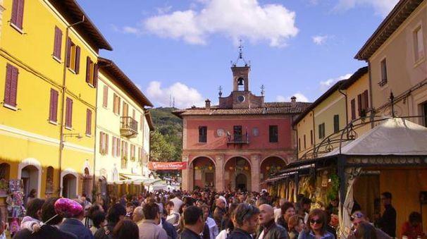 A Sant'Agata Feltria il protagonista è il tartufo