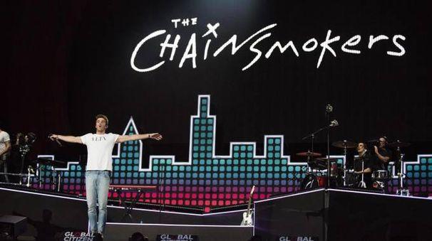 Uno show dai Chiansmokers