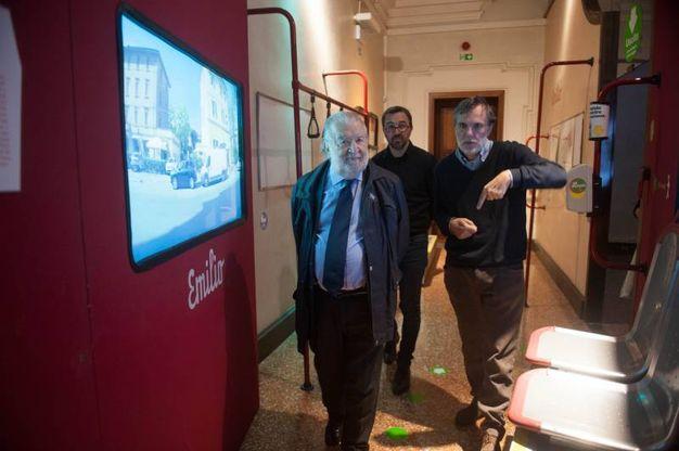 Pupi avati visita Bologna Experience (foto Schicchi)
