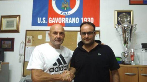 Favarin col direttore generale Vetrini
