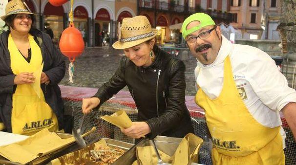Il festival del cibo di strada (foto Ravaglia)