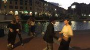 Flashmob Swing'n'Milan