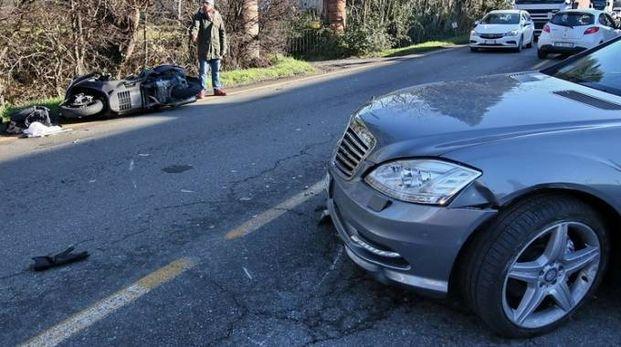 L'incidente  in cui morì un 33enne originario di Carvia